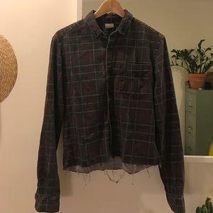 ASOS Flannel Button Down