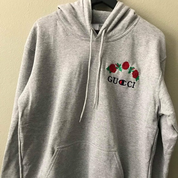 for whole family san francisco wholesale sales Gucci x champion Hoodie designed by Ava Nirui NWT