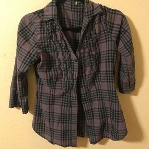woman's flannel urban outfitters