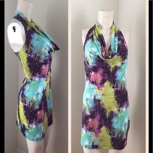 Multicolored dress by Nikibiki