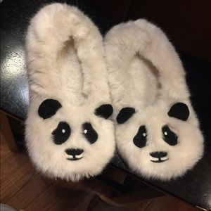 Shoes - Slippers Panther bear 🐻