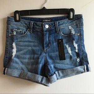 NWT bebe Denim Shorts