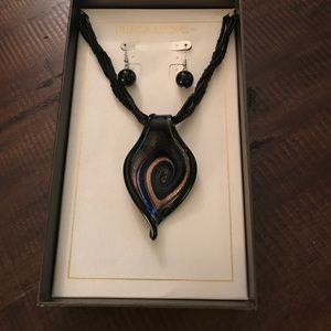 😱LAST CHANCE!😱NWT~Erica Lyons Necklace/Earrings