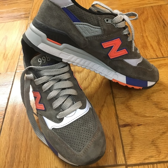 new balance size 7