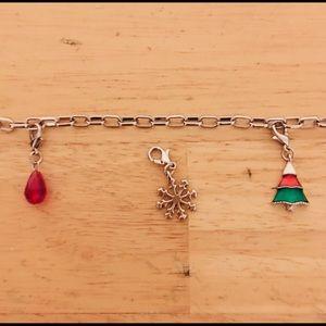 Jewelry - Christmas ADD-A-Charm Bracelet
