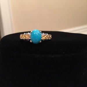 Jewelry - Sleeping Beauty Turquoise ring