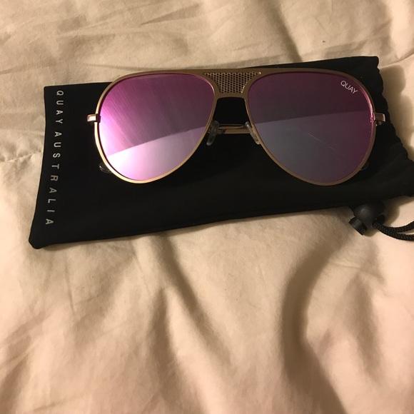 bf97d6e8de Quay Australia Kylie Jenner Iconic Sunglasses. M 5a011247981829b19314ee88