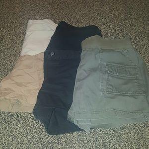 Maternity shorts bundle