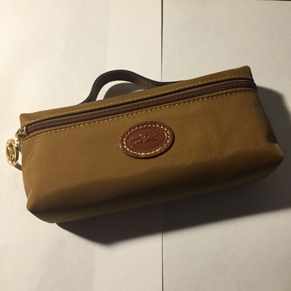 cadd7fd59d Longchamp Le Pliage Cosmetic Case