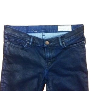 AllSaints Coated Spitalfields Skinny Jeans