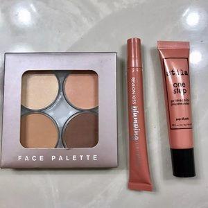 Contour Palette + Lip