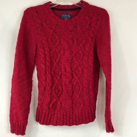 3b5e27b6552832 Joules Sweaters - Joules Knitwear Cable Knit Sweater Size 8