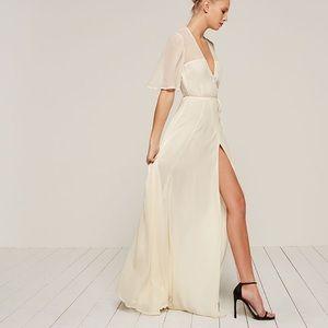 Reformation Julienne Wedding Dress