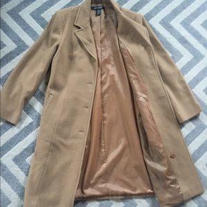 New York & Co Wool Coat