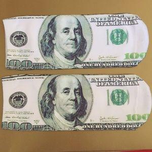 Accessories - $100 Bill SOCKS!! 🤑🤑🤑