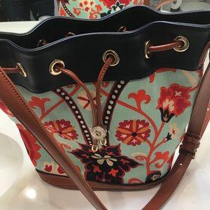 Spartina 449 drawstring bag