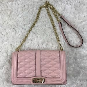 REBECCA MINKOFF SOLD OUT Love Quilt Crossbody Bag