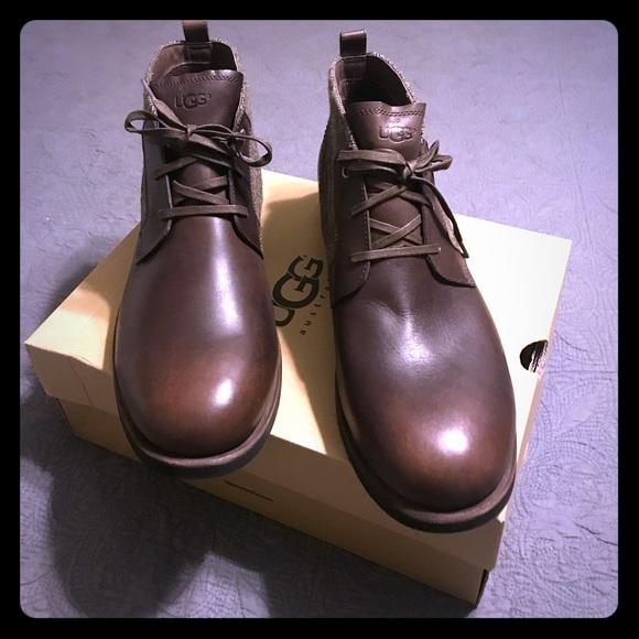 6a1fe075bf2 UGG Brompton Tweed Boot NWT