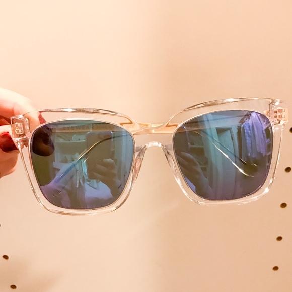 302d7a399d Diff Eyewear Accessories - DIFF EYEWEAR blue clear Bella polarized glasses