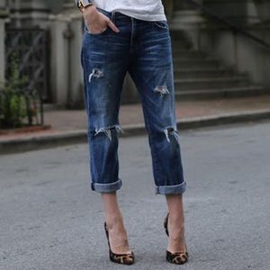 Current Elliot The Boyfriend Jeans