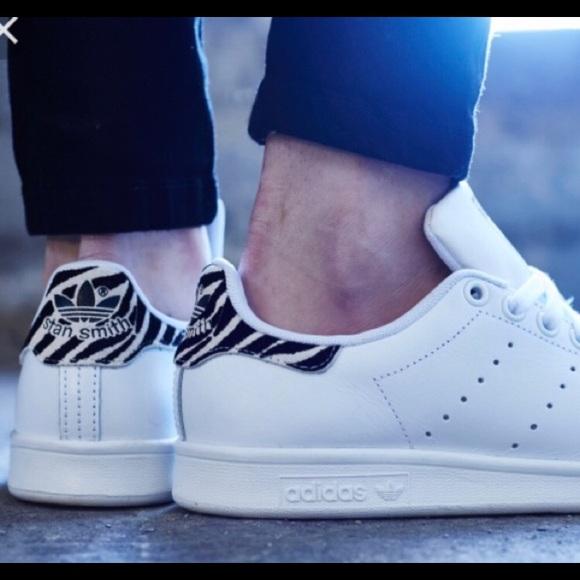 adidas stan smith zebra costo