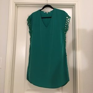 Collective Concepts green dress in size medium