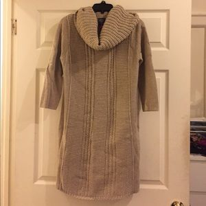 Vince Camuto Cowlneck Sweater Dress 👗