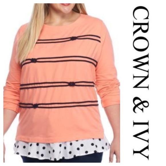 3ecce0559 Crown   Ivy Tops