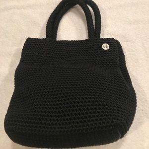 Original The Sak Black Woven Handbag