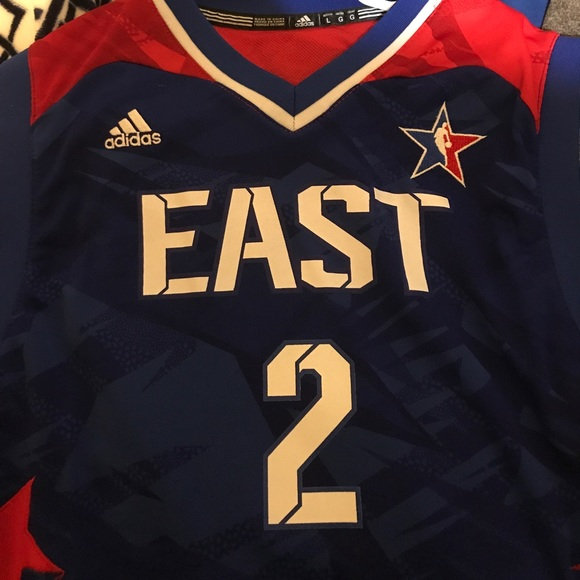 best service b55b1 c037b Kyrie Irving All star Jersey
