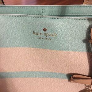 kate spade Bags - Light blue Kate spade small tote