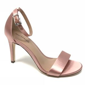 Shoes - 🍷Classic Pink Evening Sandals