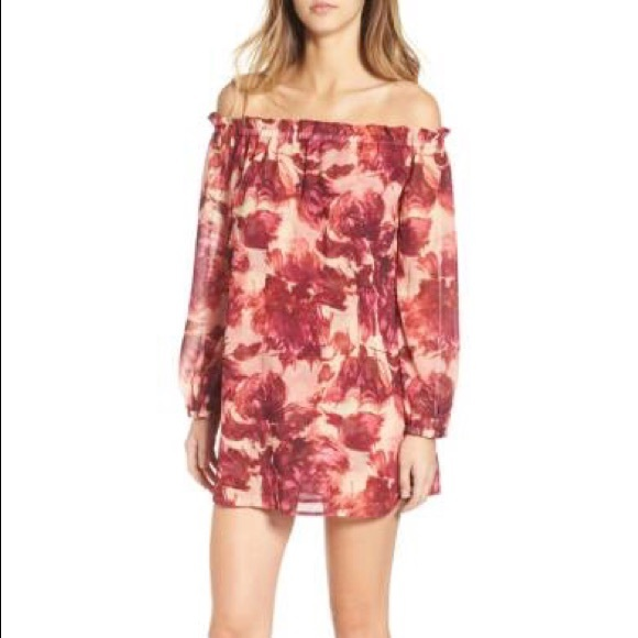 07b4f1f98ec7 For Love And Lemons Dresses | Sicily Off Shoulder Dress | Poshmark