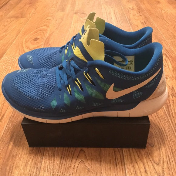 [Nike] Free 5.0 Men's Running Shoes (used) Sz. 10
