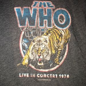 Abercrombie & Fitch Tops - The Who