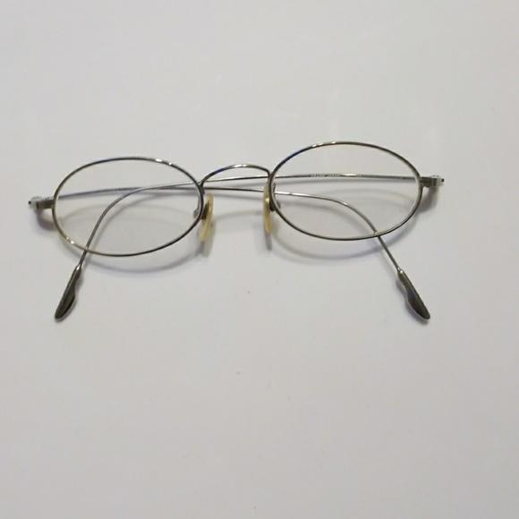159a68e7cd6 Calvin Klein Accessories - Calvin Klein wire frame eye glasses
