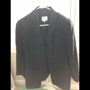 Armani Collectioni timeless blazer.