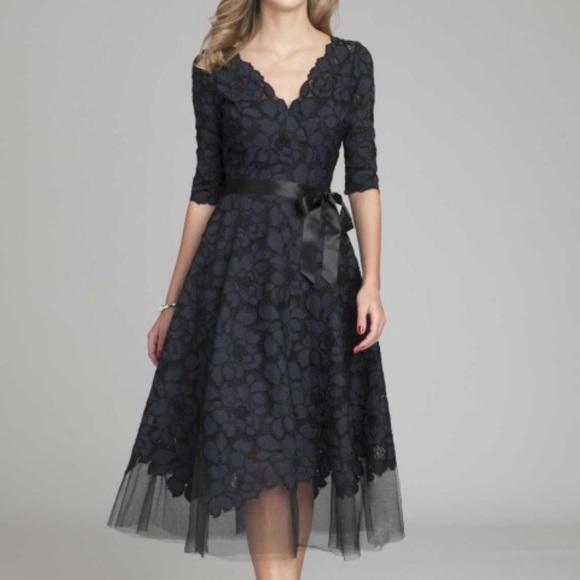 6e5a599007 M 5a01b5c47fab3a4763017246. Other Dresses you may like. Rickie Freeman for  Teri Jon Floral Fit   Flare