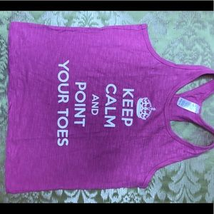 Other - Dance Tank Top