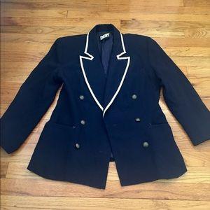 DKNY Navy Blazer