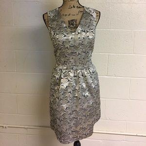 Beautiful Jacquard Dress