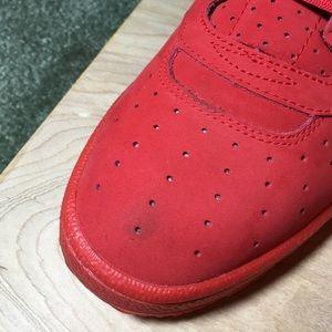Puma Shoes - Men s Puma Sky II Hi Mono Suede Nubuck 5132587d9