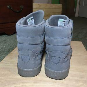 Puma Shoes - Men s Puma Sky II Hi Nubuck Suede a0ec23c30