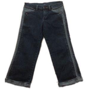 Bcbgmaxazria Capri jeans size 27