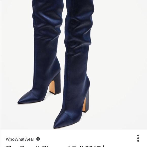 922903d8cfa Zara boots. M 5a01cff44127d0e41601b994