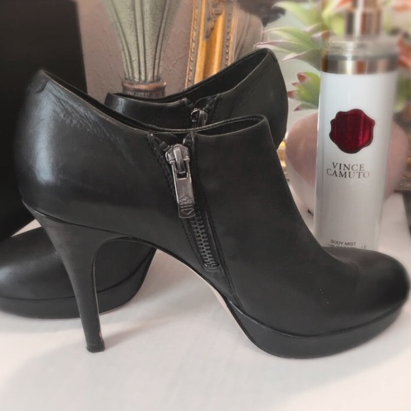 Elvin Leather Shooties LaHO9yeL