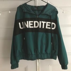 Forever 21 Tops - UNEDITED Forever 21 Pullover/Windbreaker Size M