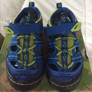 Toddler Boy Water Shoes - Used / Great Condition