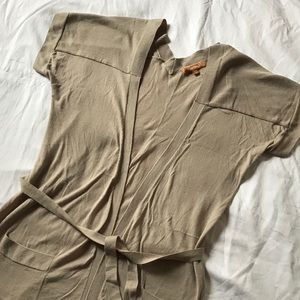 ELLEN TRACY Cotton Cardigan Sweater