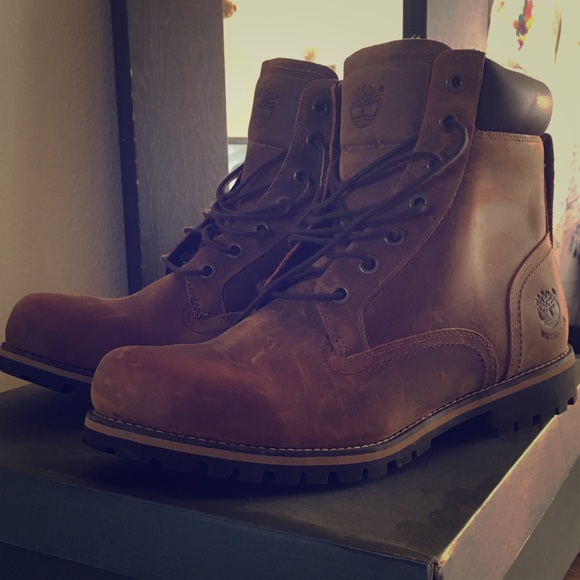 5671d53e528 Timberland Men's Rugged 6-inch Waterproof Boots NWT